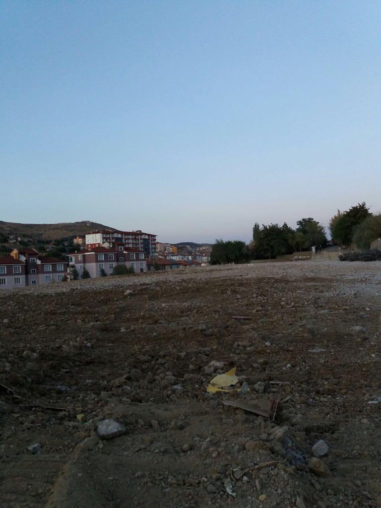 Yozgat Atatürk Lisesi ve Ticaret Lisesi Yıkım İşi